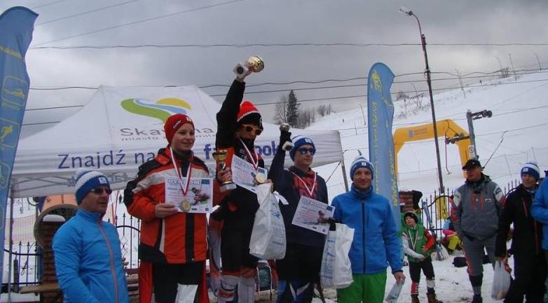 II Otwarte Mistrzostwa Skawiny w Narciarstwie
