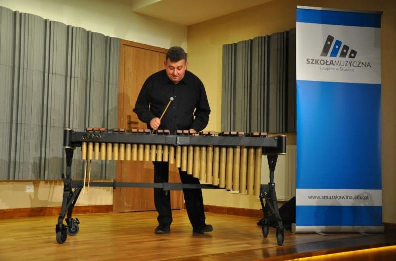 Nowy ksylofon w Szkole Muzycznej