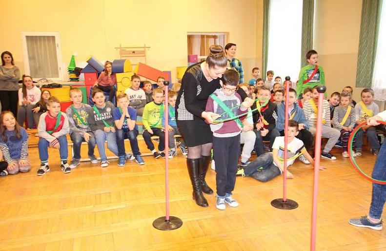 """""""Dzień integracji"""" w rzozowskiej szkole"""