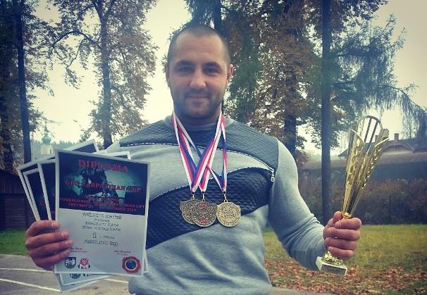Fenomenalny start sezonu Rafała Wójcika