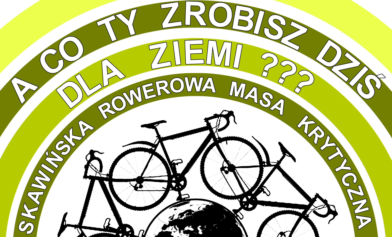 Skawińscy rowerzyści dla Ziemi