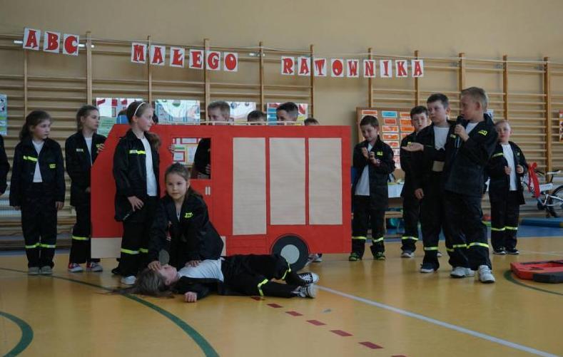 ABC małego ratownika w Krzęcinie