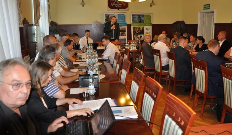 I posiedzenie Komitetu Rewitalizacji
