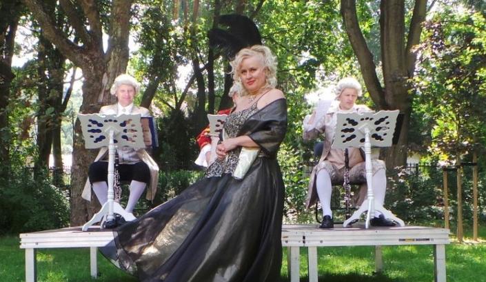 Popołudnie z Mozartem
