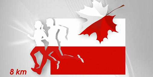 11 listopada III Górski Bieg Niepodległości