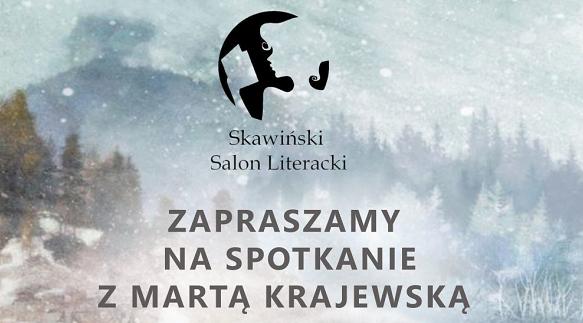 Spotkanie z Martą Krajewską
