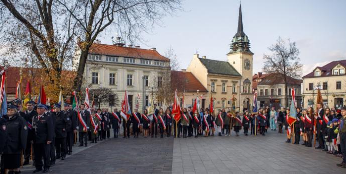 98. urodziny Niepodległej Polski