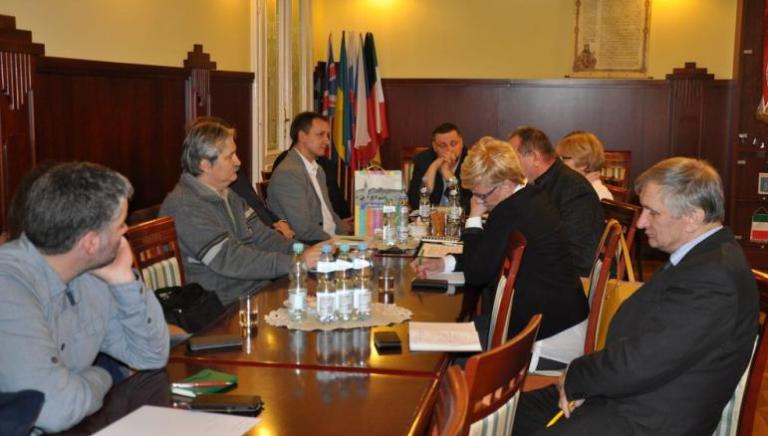 Spotkanie kandydatów do SRDPP