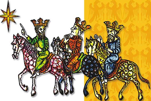 Orszak Trzech Króli po raz czwarty