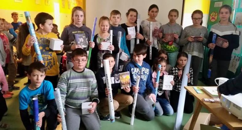 Dzień walki z hałasem w Woli Radziszowskiej