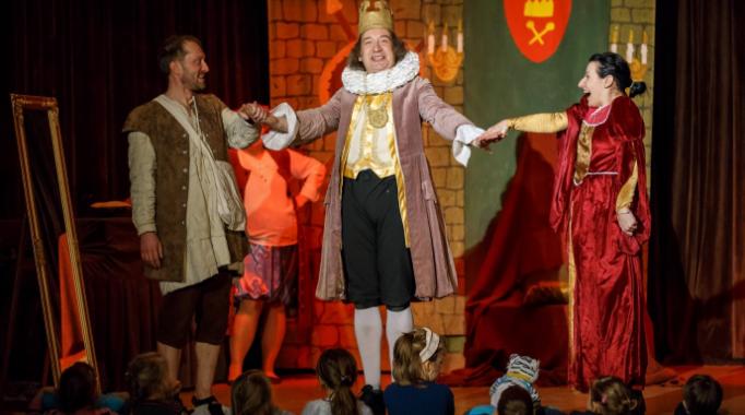 Szewczyk Dratewka – teatralna inauguracja
