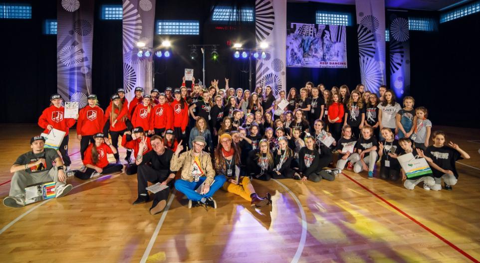 II Festiwal Tańca KEEP DANCING za nami…