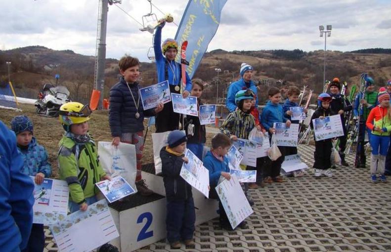 Poznaliśmy mistrzów Skawiny w narciarstwie