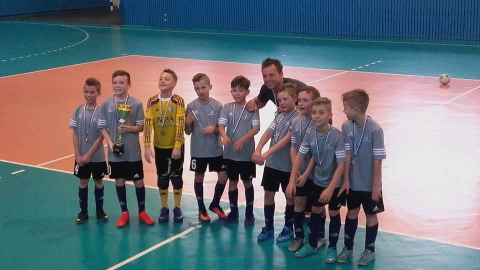 Piłkarze Piasta Skawina – mistrzem …Krakowa!