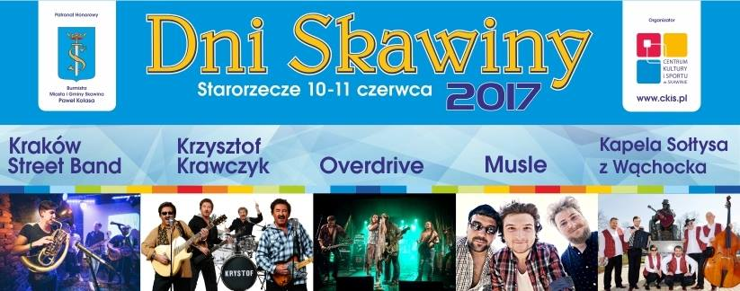 Program Dni Skawiny 2017