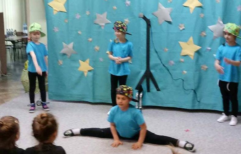 """""""Mam Talent"""" w Przedszkolu nr 5"""
