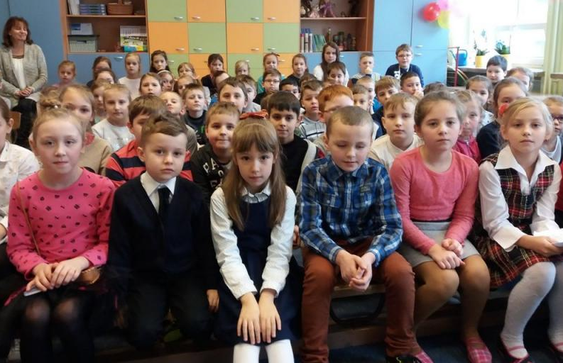 Szkoła w Zelczynie wyróżniona