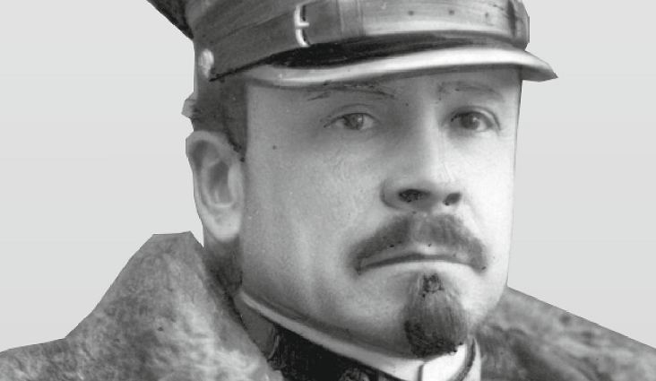 Gen. Józef Haller – lokalny bohater
