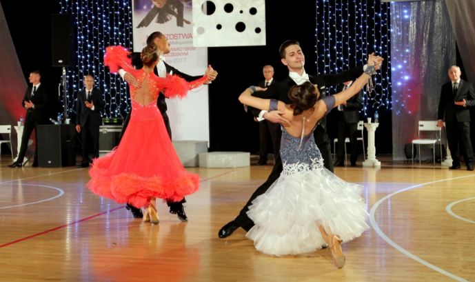 Jak oni tańczyli!