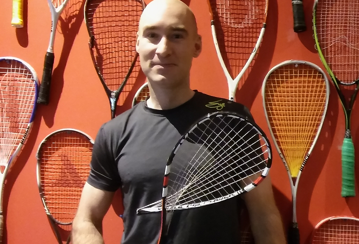 Skawina zakochana w… squashu