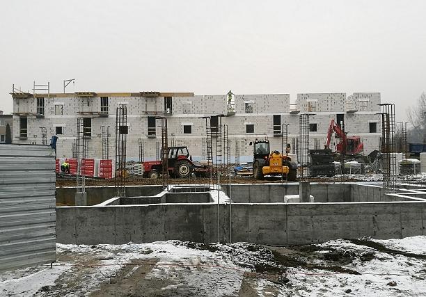 Mieszkańcy zaniepokojeni budową