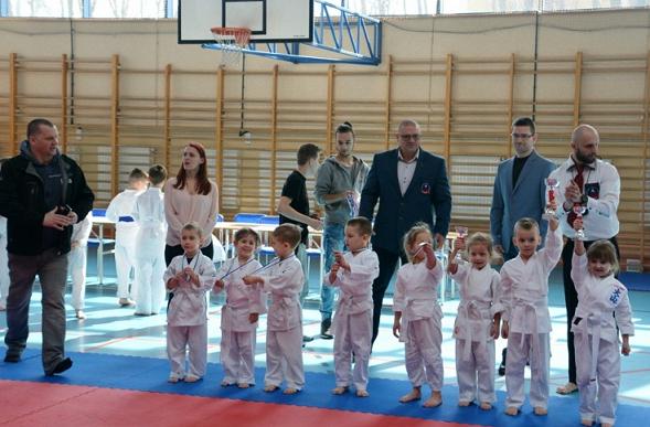 Sukcesy karateków ze Skawiny
