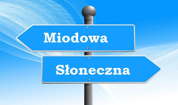 Ulice w Jaśkowicach zyskają nazwy