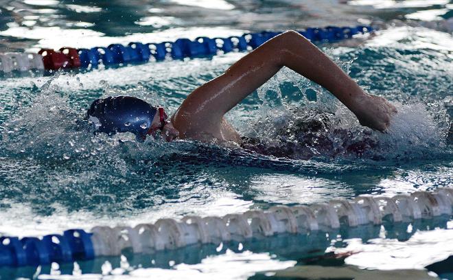 Rekordowe Pływackie Mistrzostwa Skawiny