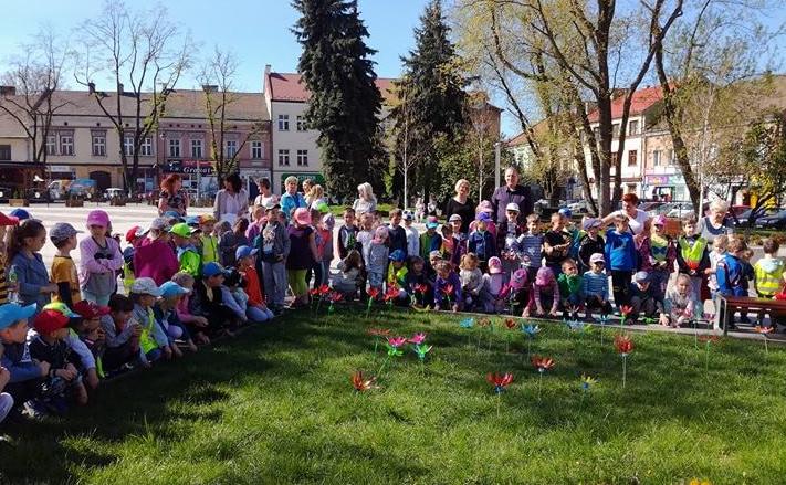 Przedszkolaki wiedzą, jak dbać o środowisko