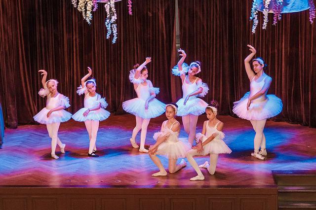 Bajeczny finał sezonu baletowego