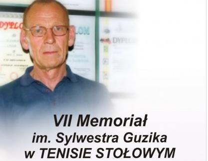 Memoriał po raz siódmy