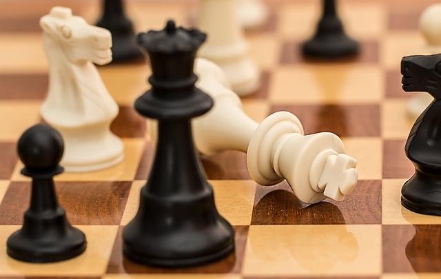Paweł Najman wygrał w turnieju szachowym