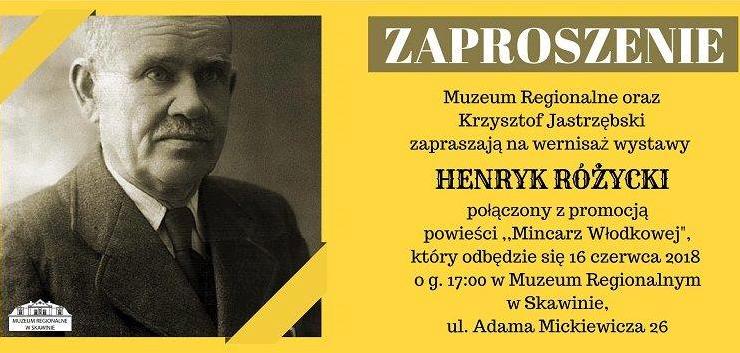 Henryk Różycki: wernisaż wystawy