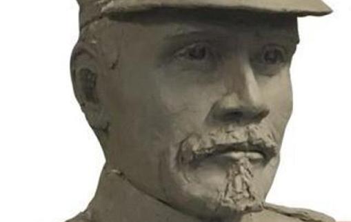 Jurczyce: odsłonięcie popiersia gen. Hallera