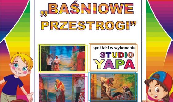 """Baśniowe przestrogi w """"Sokole"""""""