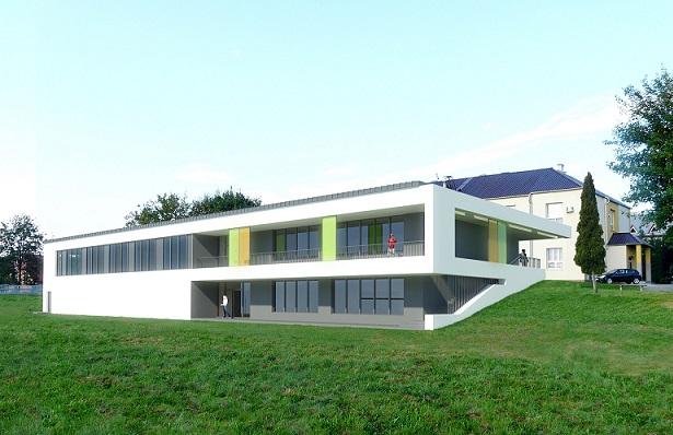 Dofinansowanie na budowę sali w Rzozowie