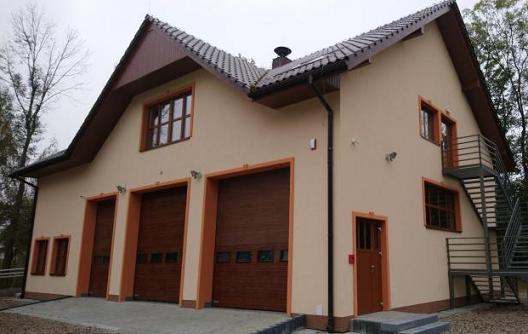 Otwarto nową remizę w Facimiechu