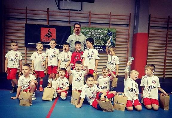 950 sportowców w Dragon Piast Cup