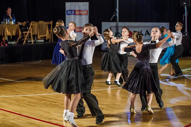Skawina w tanecznym rytmie