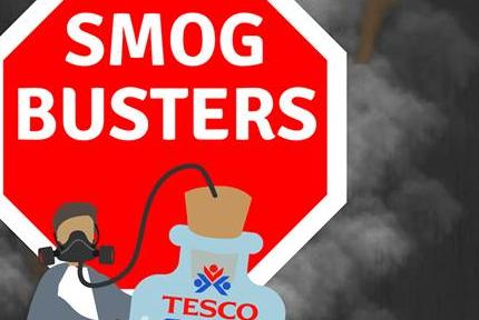 Oddaj głos na pogromców smogu