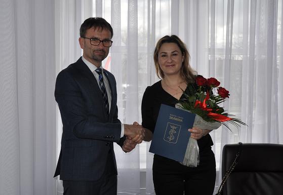 Angelika Mazur osobowością roku 2018