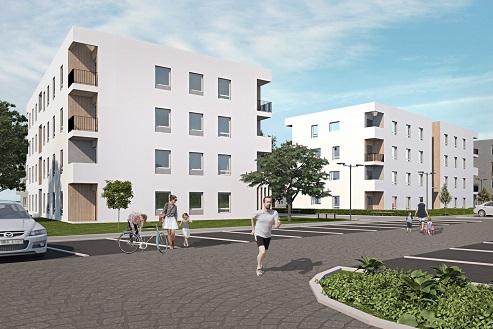 140 nowych mieszkań w Skawinie