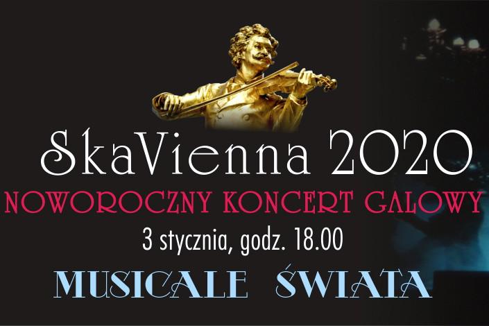 Musicale świata w Skawinie!