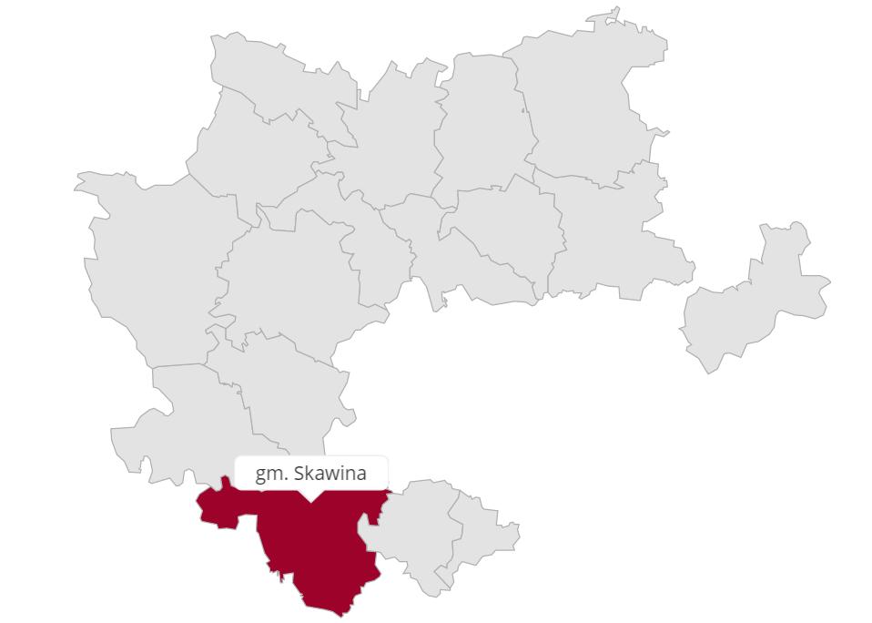 Zobacz wyniki wyborów w gminie Skawina