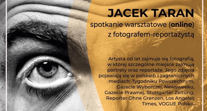 Spotkanie z Jackiem Taranem