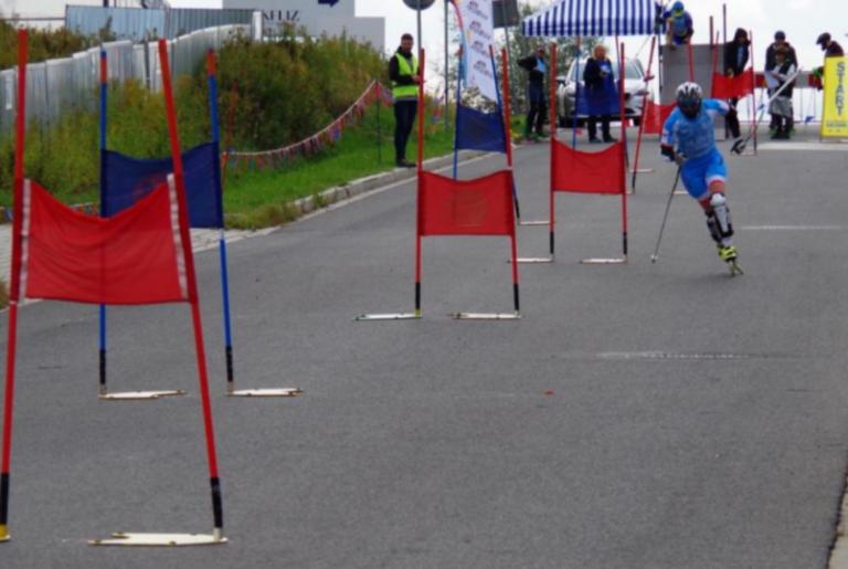 Złote medale dla Inline Alpine Team Skawina