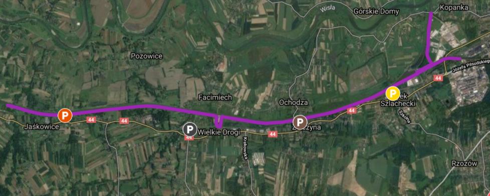 Będzie ścieżka na Kanale Łączańskim