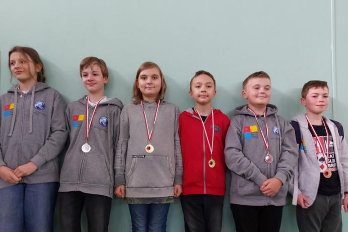 Jadą na Ogólnopolską Olimpiadę Młodzieży