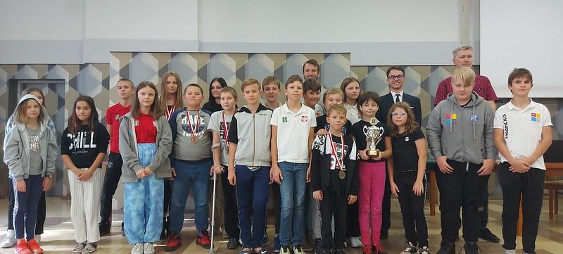 Młodzicy CKiS z 11 medalami