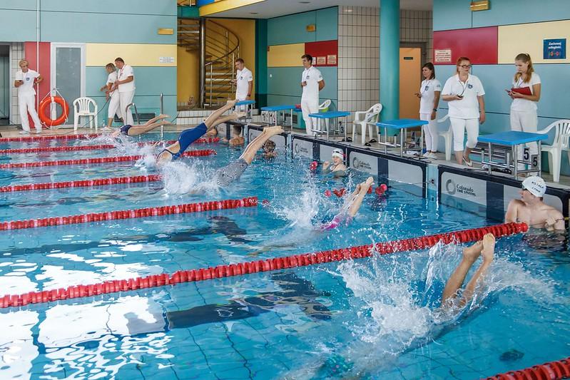 Święto pływania w Camenie